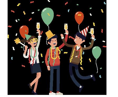 """celebration"""""""